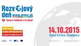 Rozvojový deň 2015