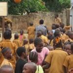 Saleziánske centrum Bangui