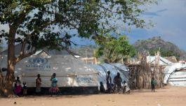 Utečenecký tábor v Južnom Sudáne