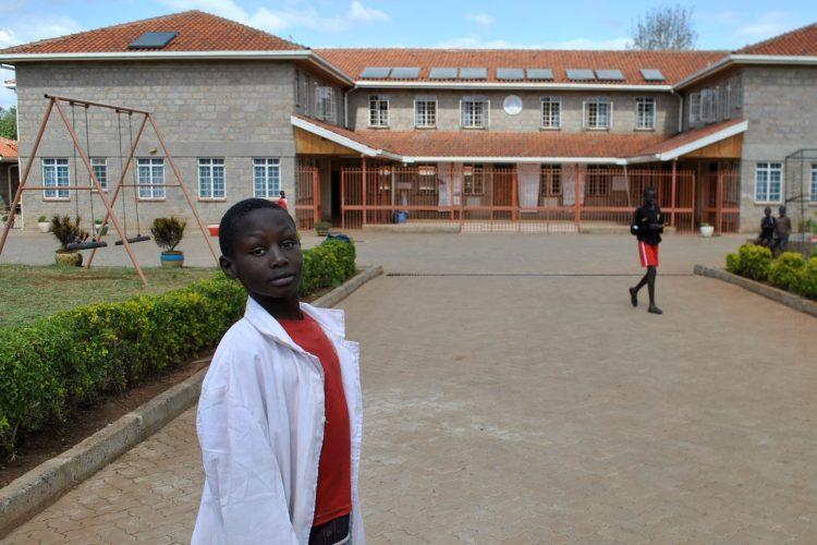 Sociálna rehabilitácia detí začína v centre Bosco Boys Langata