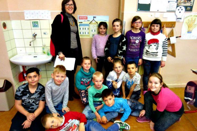 ZŠ v Kamenci pod Vtáčnikom - zapojená trieda